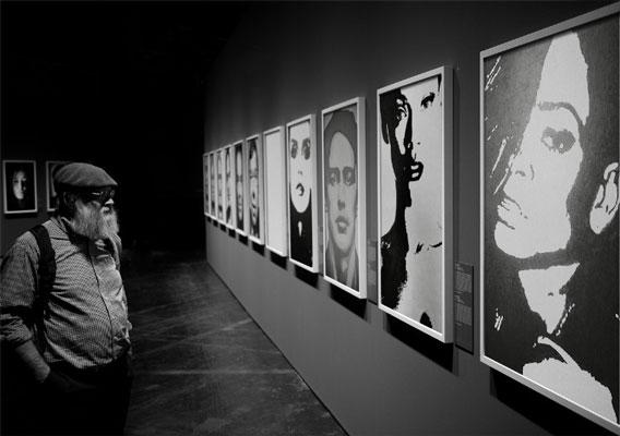 kunst galerie, gemälde ausstellen, kevin wilczewski, kunst würzburg